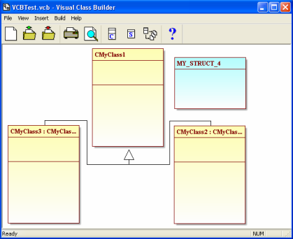 Free c and c code generator tool free uml class diagram drawing a free c code generator tool with source code ccuart Image collections