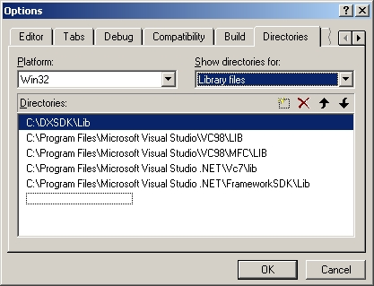 Using DirectX, DirectDraw in MFC, Article, Example Codes, VC