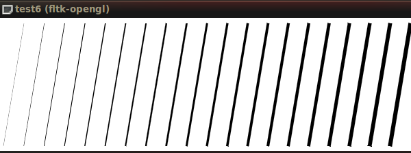 Drawing Lines With Opengl : Opengl line draw d graphics and render article